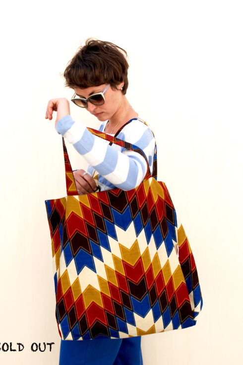 Tote bag XL Double-face
