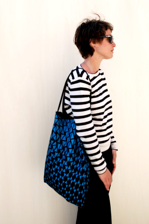 Tote bag Double-face
